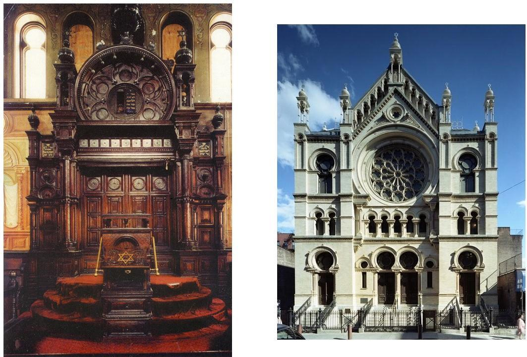 A collage of a church  Description automatically generated with medium confidence