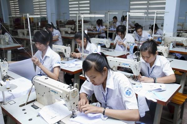 Việt Nam đứng top đầu thế giới về lĩnh vực dệt may hiện nay.