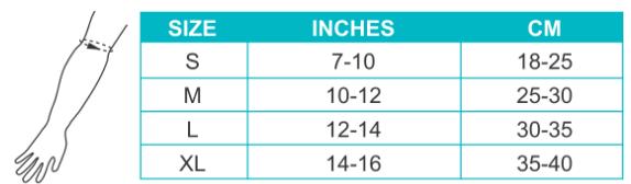 Đai hỗ trợ khớp khuỷu tay E 11 Hàng nhập khẩu Ấn Độ chất lượng cao