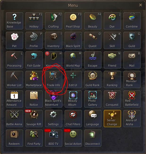BDO Trade Imperial Delivery Guide 2019 - mmosumo
