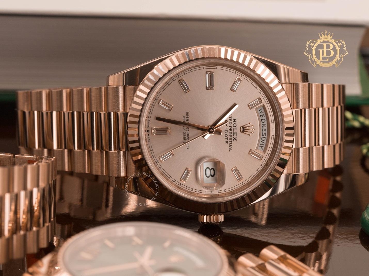 Boss Luxury mách bạn 5 mẫu đồng hồ nam tuyệt đẹp theo từng phong cách - Ảnh 2