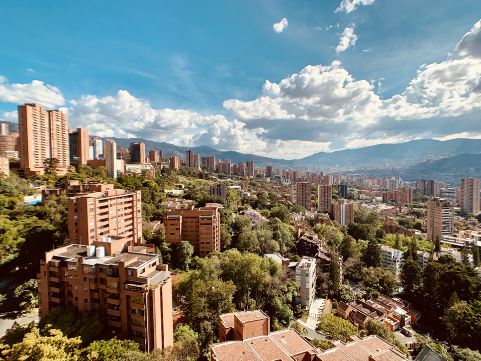 real estate investing in Colombia