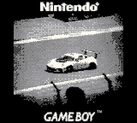 Game Boy Camera GT cars