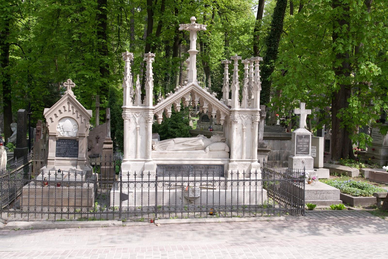 історичний личаківський цвинтар