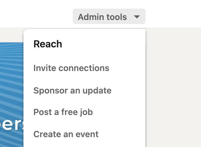 LinkedIn Job Post Admin Tools.