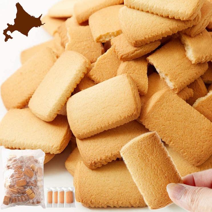 北海道バタークッキー 500g