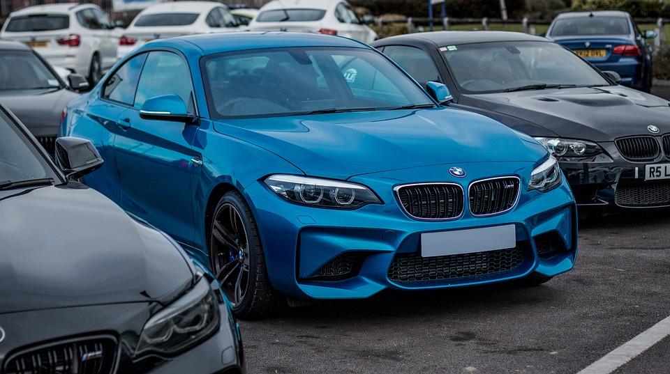 Bmw M2, Blue, Car, Vehicle, Auto, Automobile