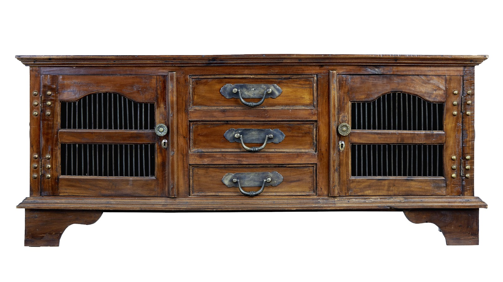 Indonesian vintage sideboard