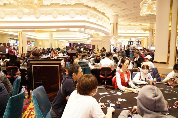 主要ポーカートーナメント1