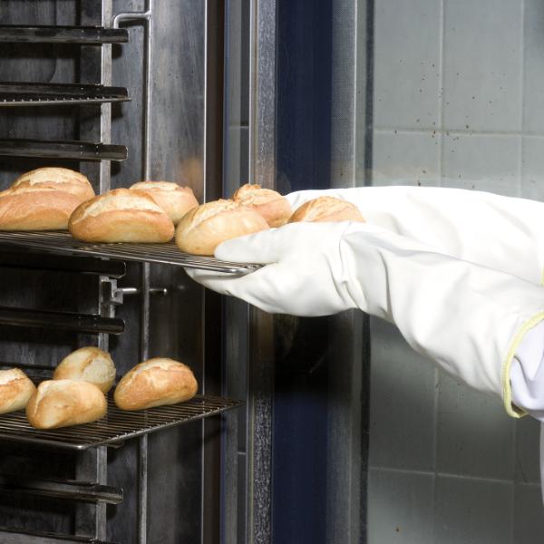 Guante para panadería temp-cook
