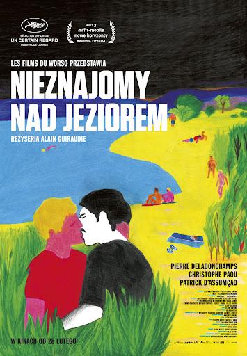 Polski plakat filmu 'Nieznajomy Nad Jeziorem'