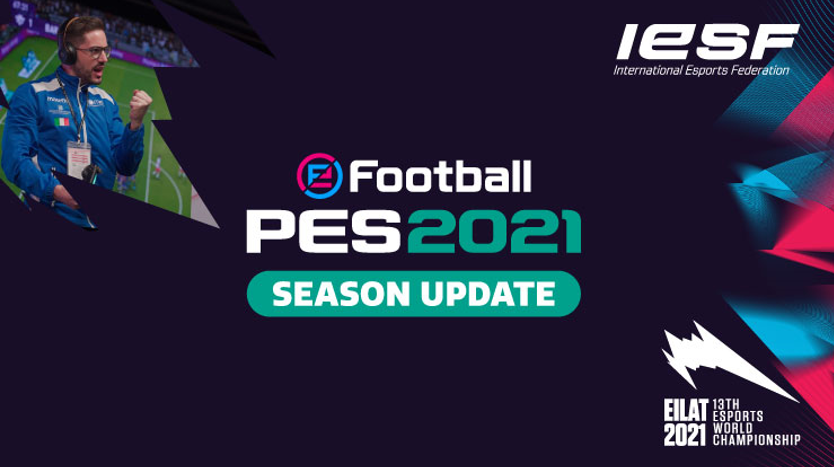 IESF snubs FIFA for another year, making way for KONAMI's PES franchise