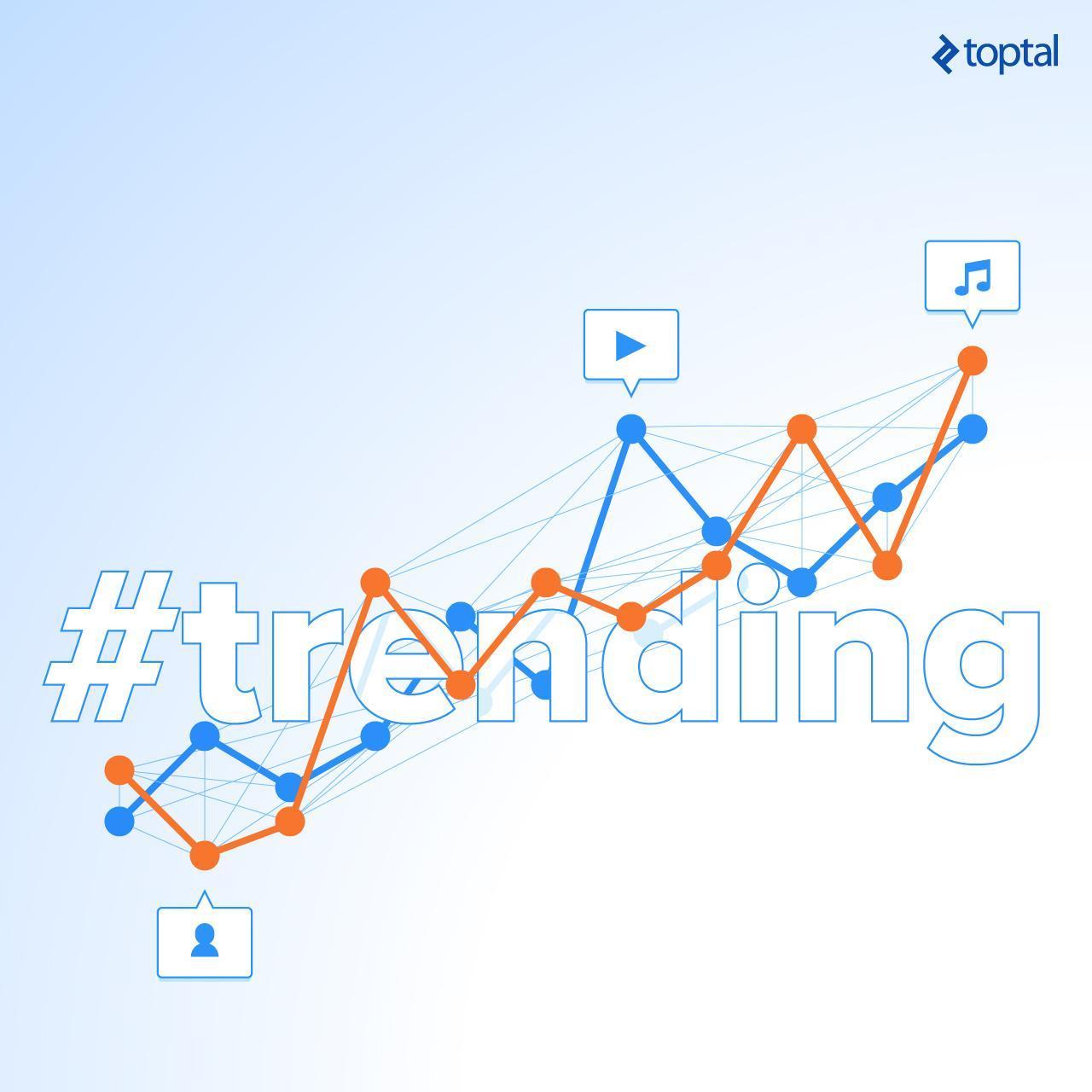 Ilustración: Los Hashtags se pueden usar para extraer información y sentimiento de valor, que se puede aplicar a múltiples industrias.