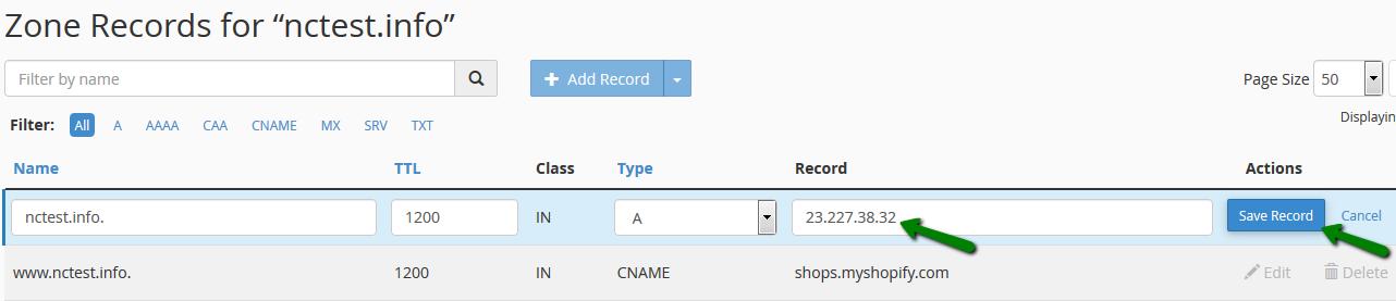 Khi SEO Shopify cần chú ý tên miền
