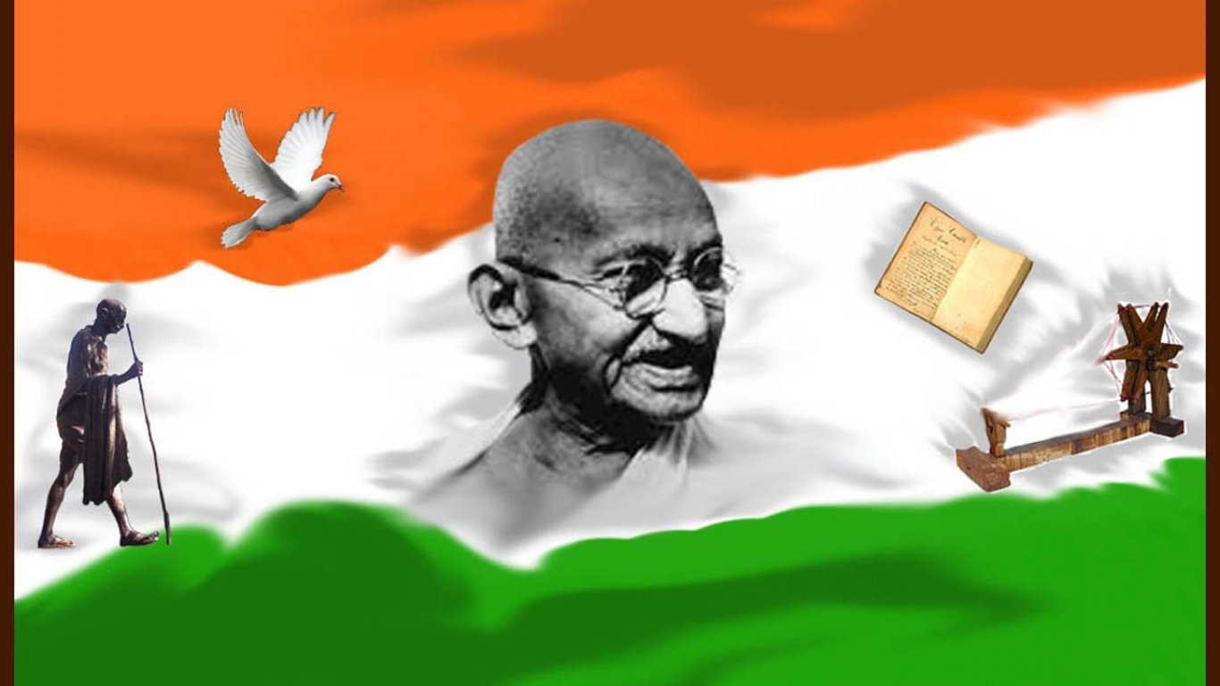 a biography of mahatma gandhi and his legacy of nonviolence 'symbol of anti-apartheid who dedicated his life  be an unlikely candidate to  inherit the moral legacy of the  mahatma gandhi, nitin mehta, wrote 8 that the.