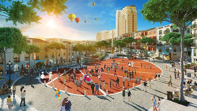 Dự án Sun Grand City Hillside Residence có tầm nhìn tuyệt đẹp