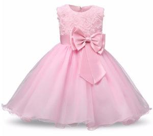 Dívčí šaty z AliExpress