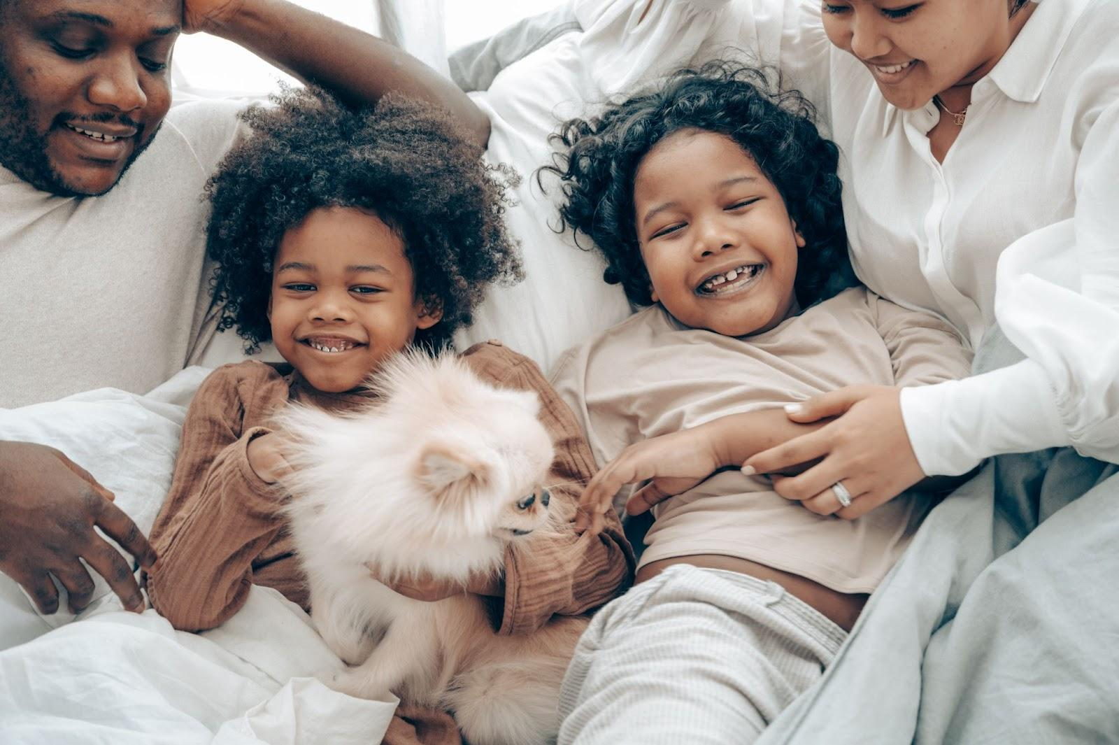 4 Tell-Tale Signs That Your Family Is Ready for a Pet