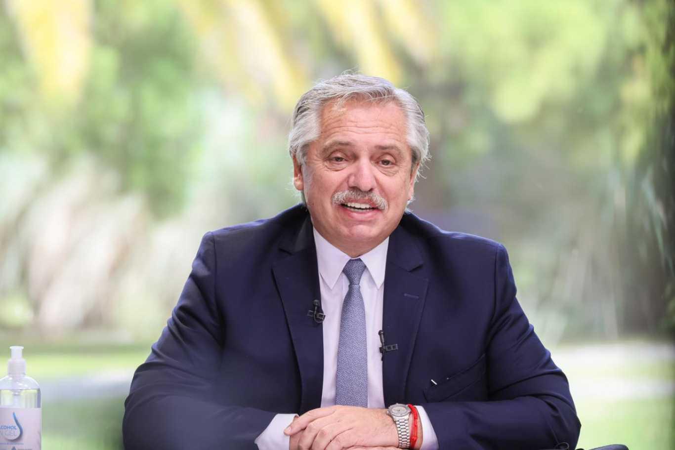 """Dura crítica de Alberto Fernández a los jueces de la Corte: """"No usen las sentencias para favorecer a sus candidatos"""""""