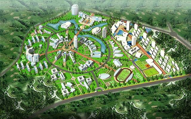 Quy hoạch khu đô thị vệ tinh Hòa Lạc