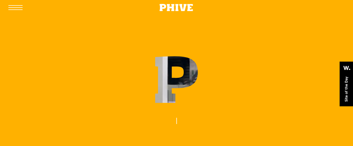 Brand Website - Phive