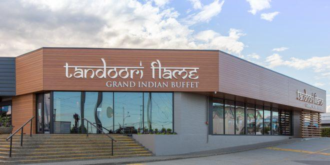 Image result for North Americaâ??s largest Indian buffet opens in Metro Vancouver this week