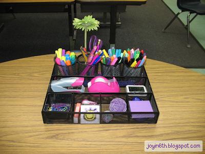 Design Book U2013 Chapt 7: The Teacheru0027s Desk: Conquering Clutter