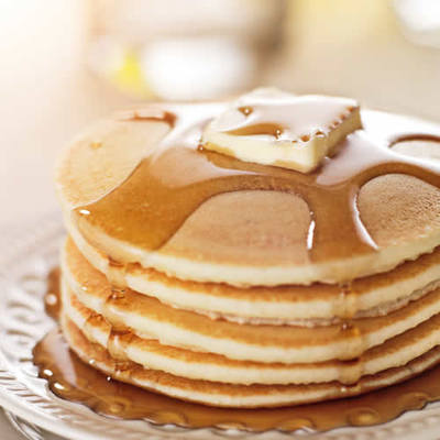 Image result for pancake and syrup picture