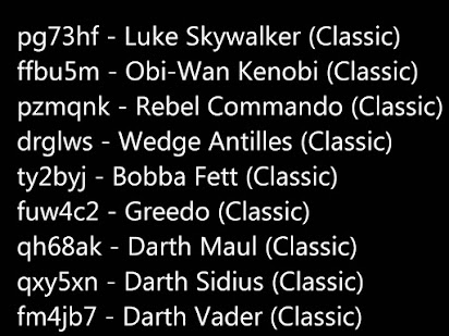 Lego Star Wars The Clone Wars Cheats Codes Wii
