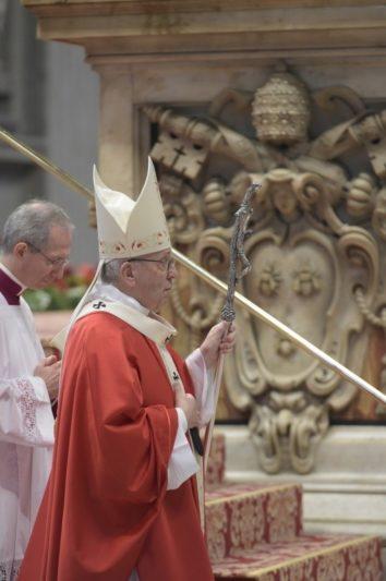 Toàn văn bài giảng Lễ Chúa Thánh Thần Hiện Xuống của Đức Thánh Cha