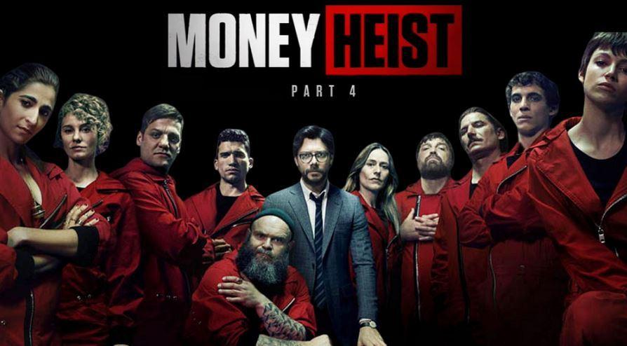 1. Money Heist – NF Originals