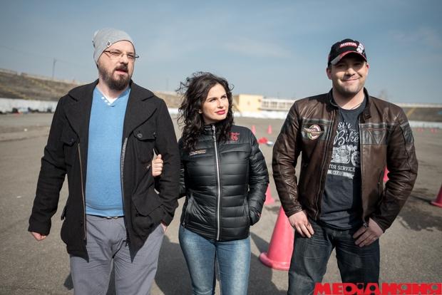ТЕТ, Худший водитель страны, Friends Production, Виктория Левченко, Алексей Гончаренко
