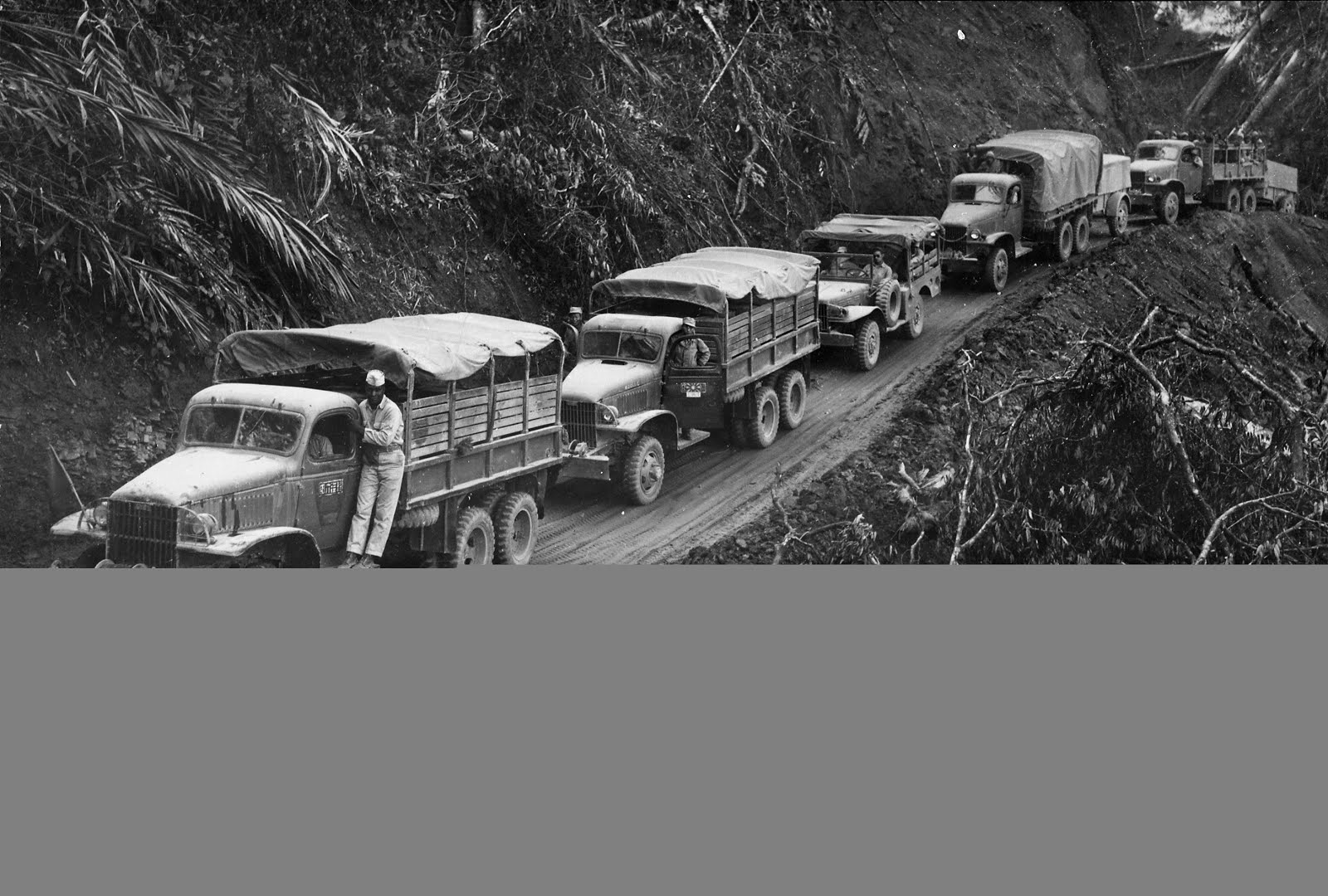 "File:""U.S.-built Army trucks"