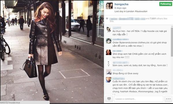 Top 5 sao Việt có lượng follow nhiều nhất trên instagram8