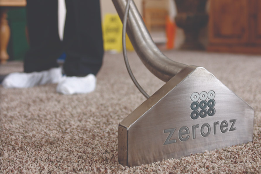 Zero Rez professional Tile cleaning in Fairfax County