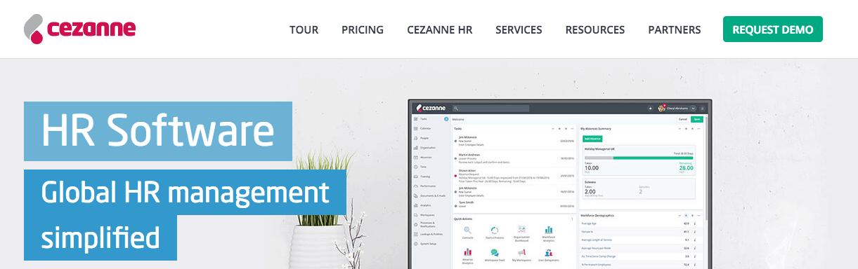 Cezzane HR app