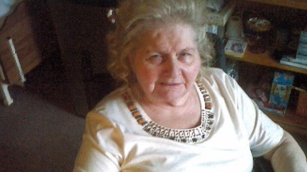 Violet MacDonald, 73, died in hospital last October.