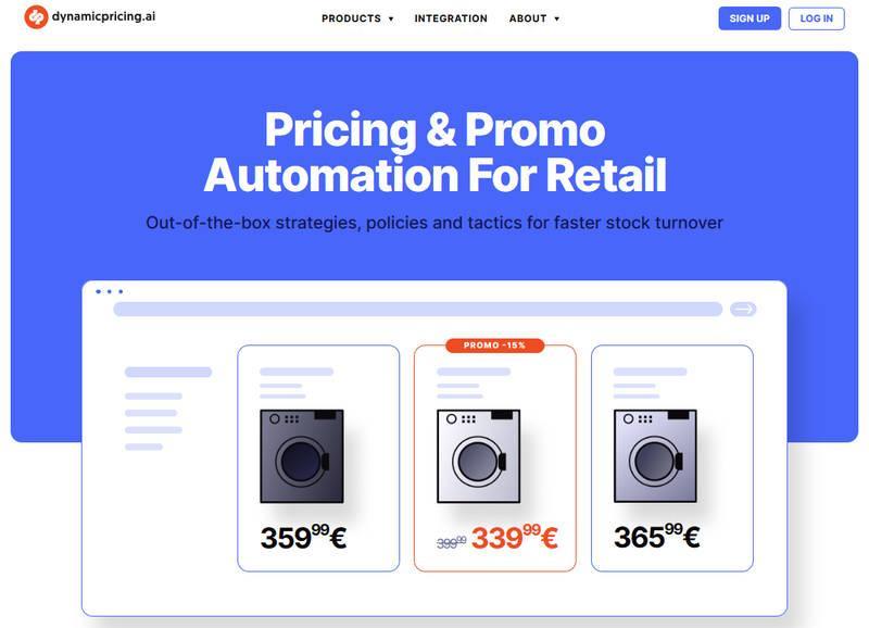 Сервис Dynamic Pricing