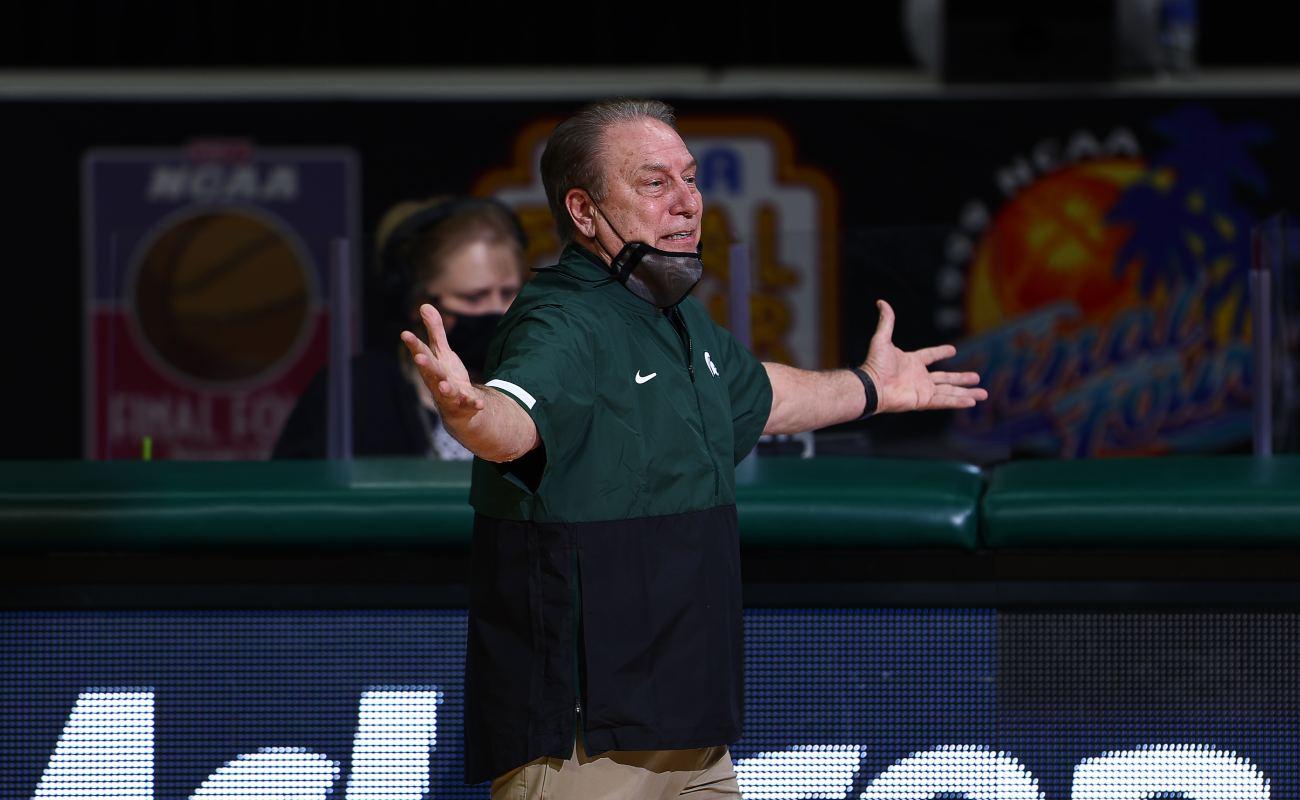 Tom Izzo Michigan State NCAA Tournament Streak