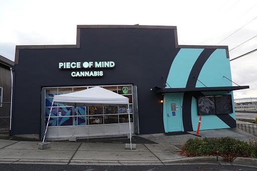 Piece of Mind Cannabis - Bellingham Dispensary