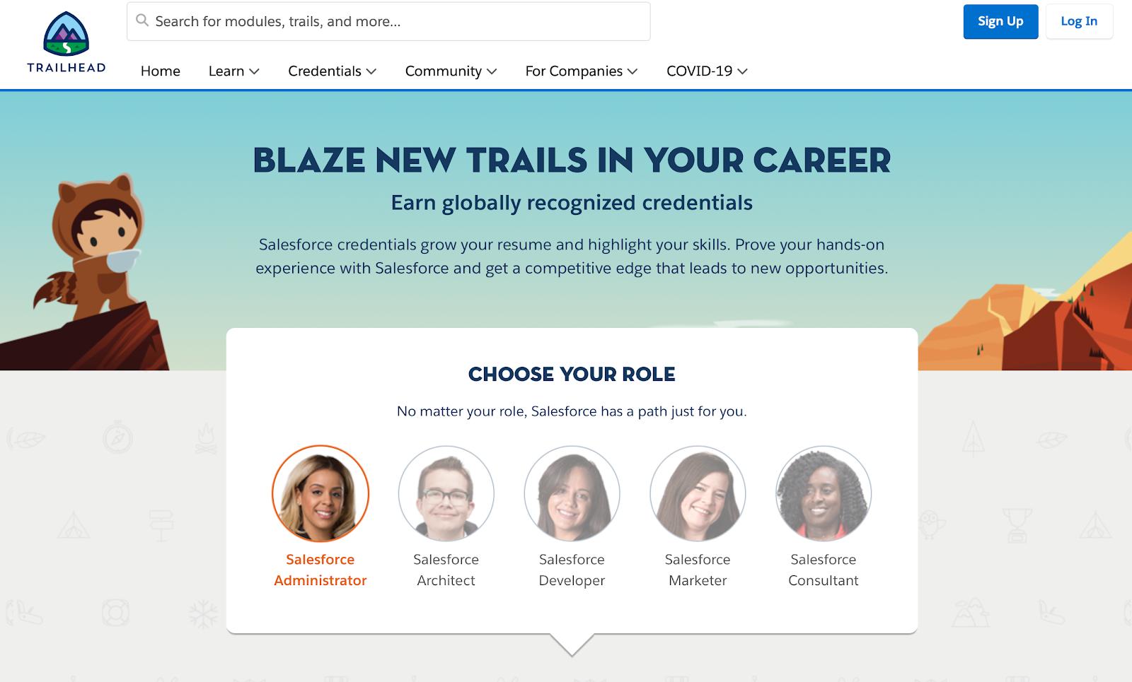 System certyfikacji Salesforce