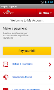 New Version of XFINITY My Account apk ~ beyonce pregnant