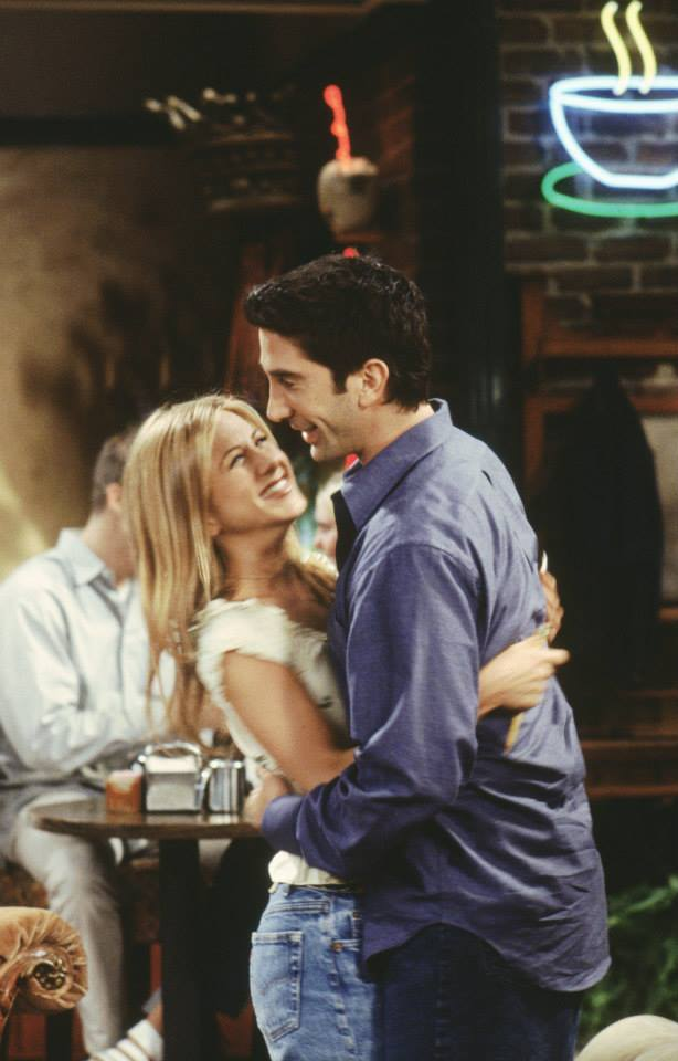 Jennifer Aniston and David Schwimmer rumored to be dating