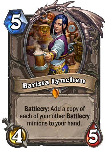 Image result for barista lynchen