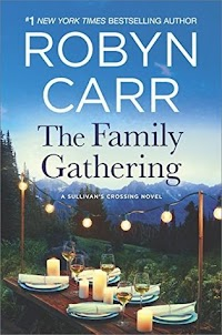 Release Date - 4/17/2018  The Family Gathering is the highly anticipated new novel in #1 New York Times bestselling author Robyn Carr's Sullivan's Crossing series. Readers have fallen in love with Sullivan's Crossing and the characters who live there and will be delighted to spend time with their favorite people again. The rustic campground at the crossroads of the Colorado and Continental Divide trails welcomes everyone—whether you are looking for a relaxing escape or a whole new lease on life.