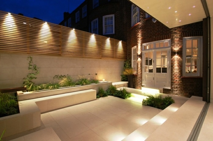 led-terraza-jardin-consejos