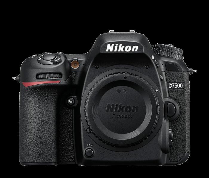 Nikon D7500 vsD5600 camera comparison