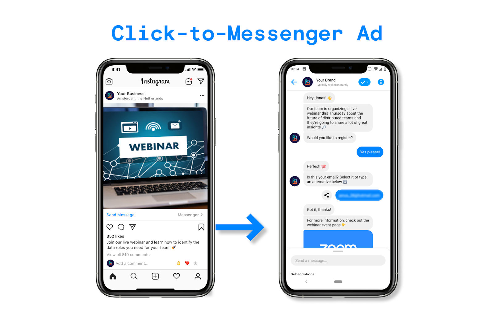 Webinar-promotion-campaign-Click-to-Messenger-entry-point