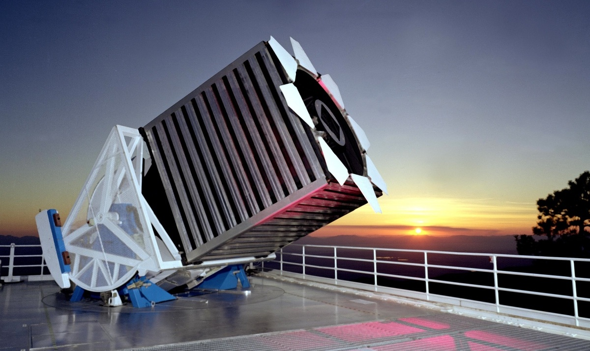 The Sloan Digital Sky Survey (SDSS)