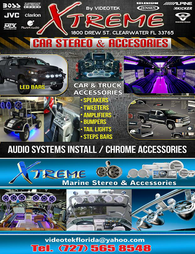 XTREME CAR AND MARINE STEREO - Car Stereo Store in Clearwater